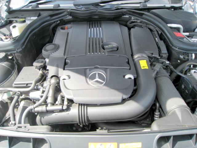 メルセデス・ベンツC200CGI-W204エンジン