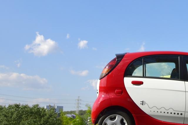 三菱自動車-i-MiEV