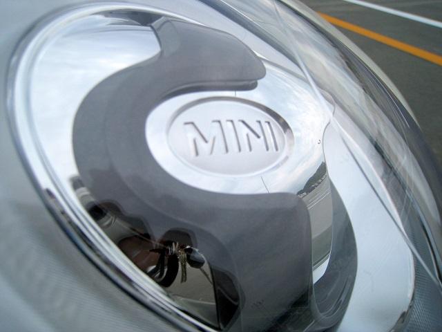 MINI COOPER 3DOOR ヘッドライト
