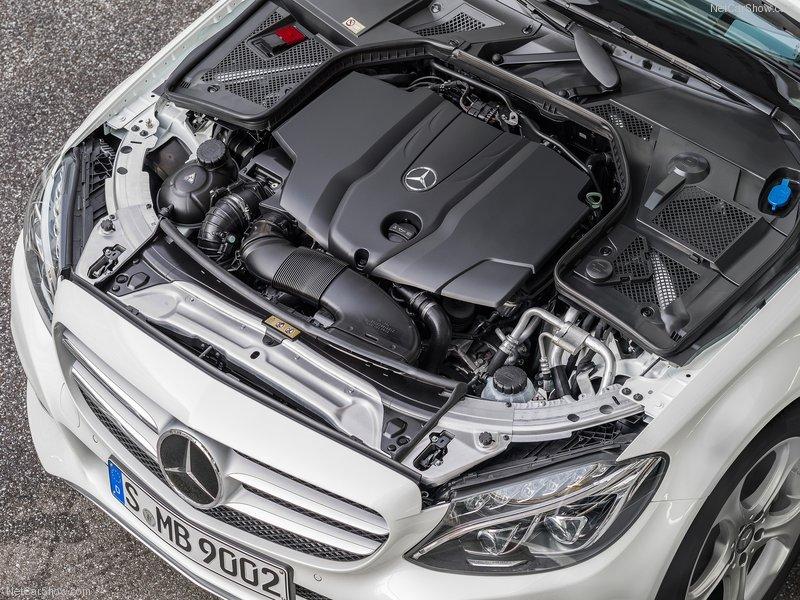 メルセデス・ベンツCクラス-W205ディーゼルエンジン
