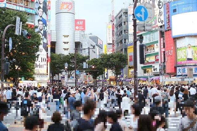 東京都渋谷区渋谷駅前