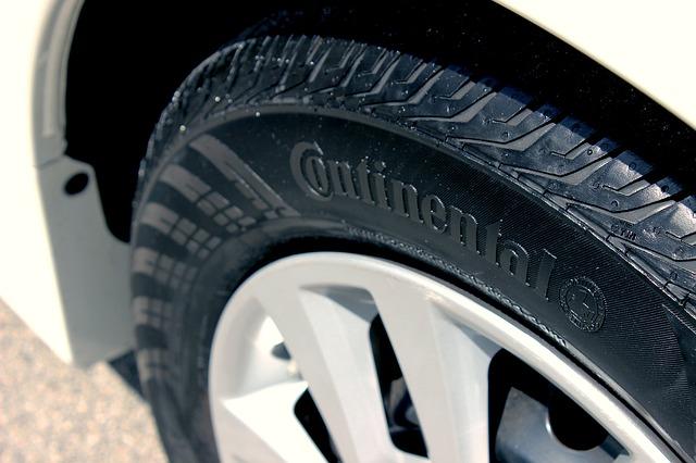 Continental tire - コンチネンタルタイヤ