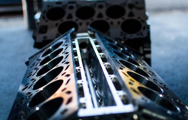 V12エンジンブロック