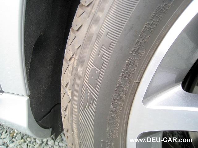 メルセデス・ベンツC200-W205ランフラットタイヤ-BRIDGESTONE TURANZA RFT