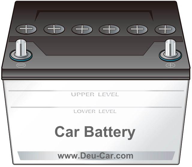 12Vカーバッテリー(開放型)