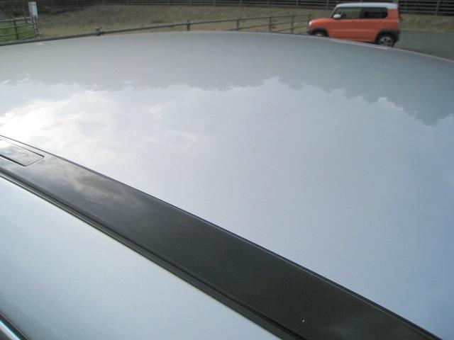 メルセデス・ベンツCクラスC200-W204のボディ磨き&ガラスコーティング完了