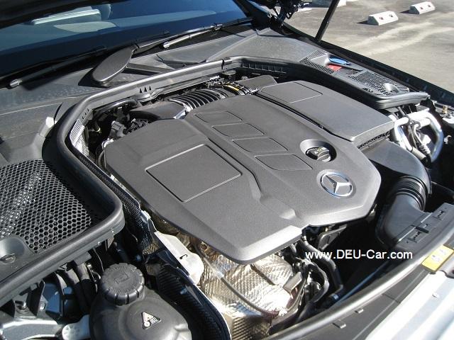 メルセデス・ベンツCクラスC220d/W205,クリーンディーゼル・ターボエンジン