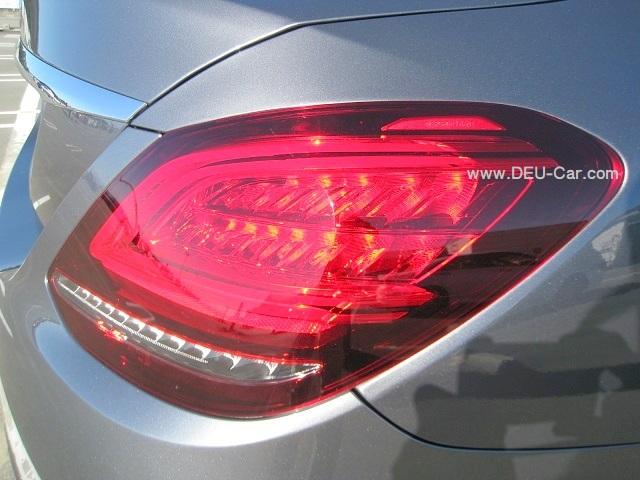 メルセデス・ベンツCクラスC220d/W205,テールライト